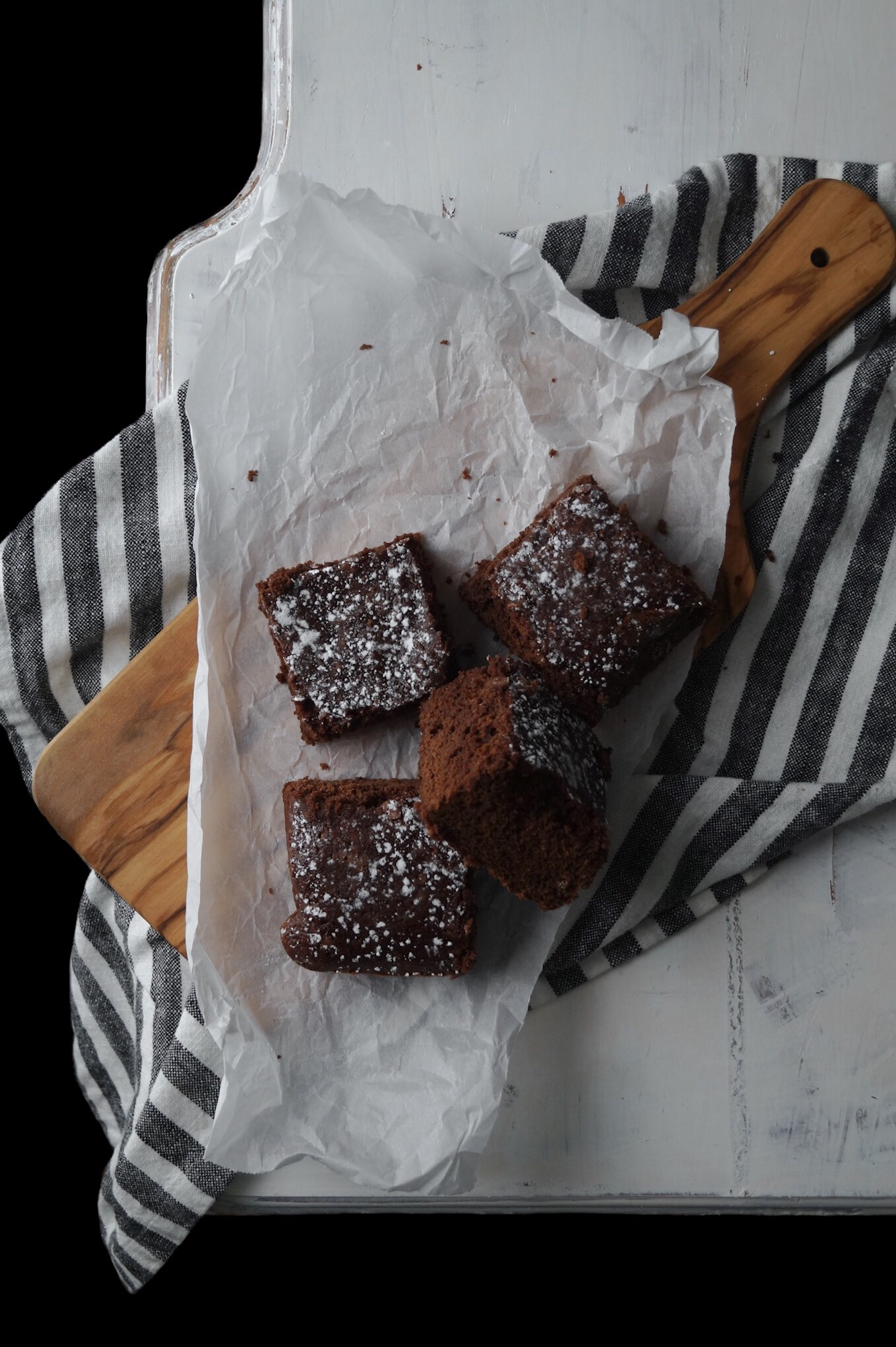 Brownies and Moody Photography