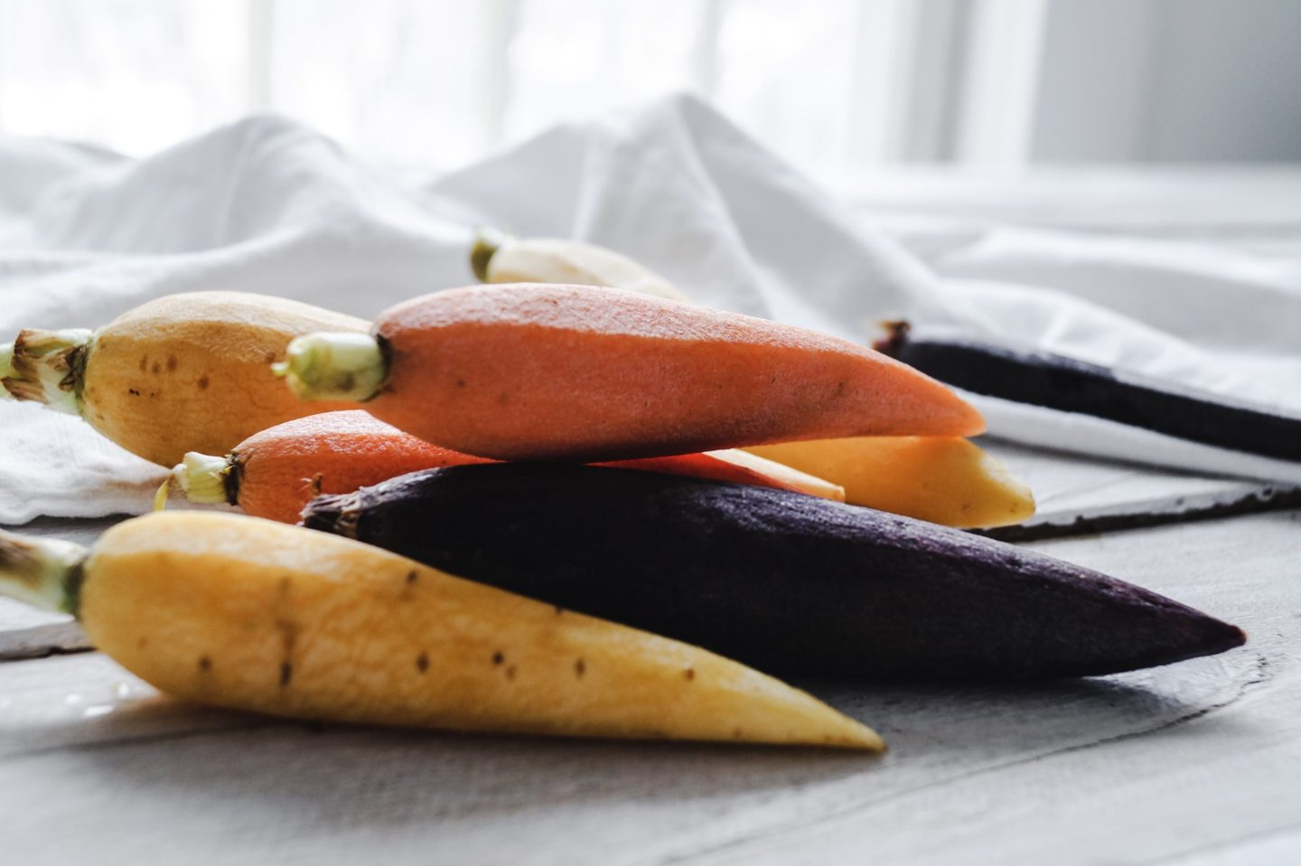 light and bright food photography and styling with some ideas for a spring veggie tray.