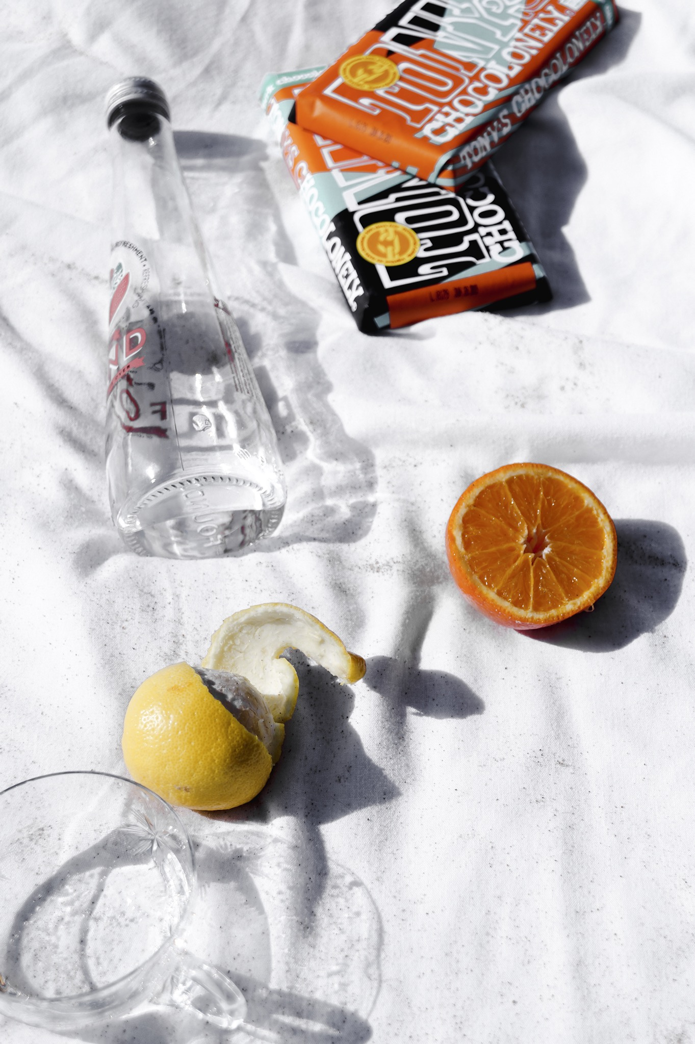 Sunshine and sand. A chocolate picnic Indiana dunes state park. Photography and styling by Mandy of A Messy Bun Kitchen.