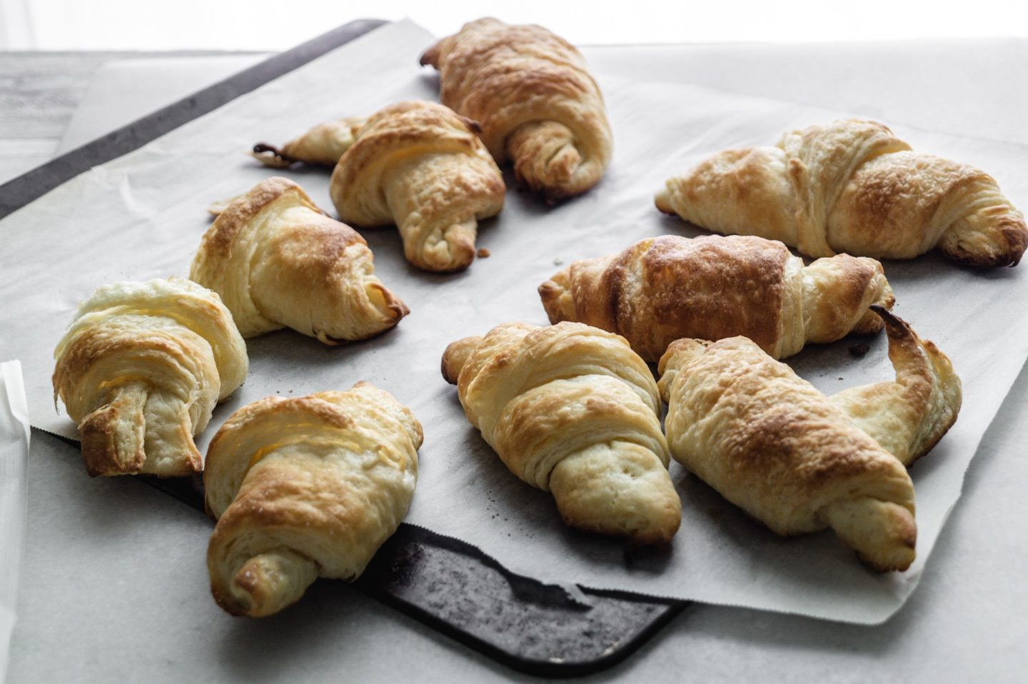 Don't worry about perfection, with croissants its all about the journey.