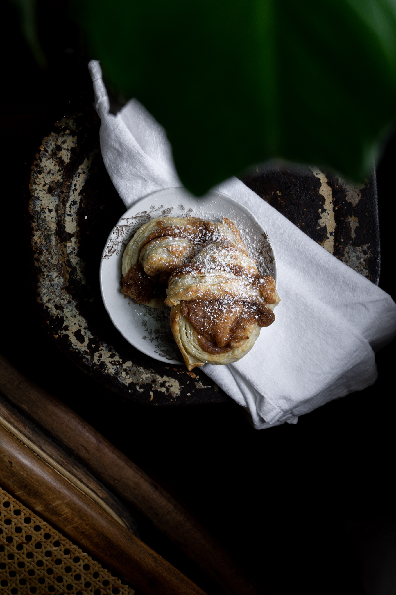 fall is for celebrating cinnamon knots