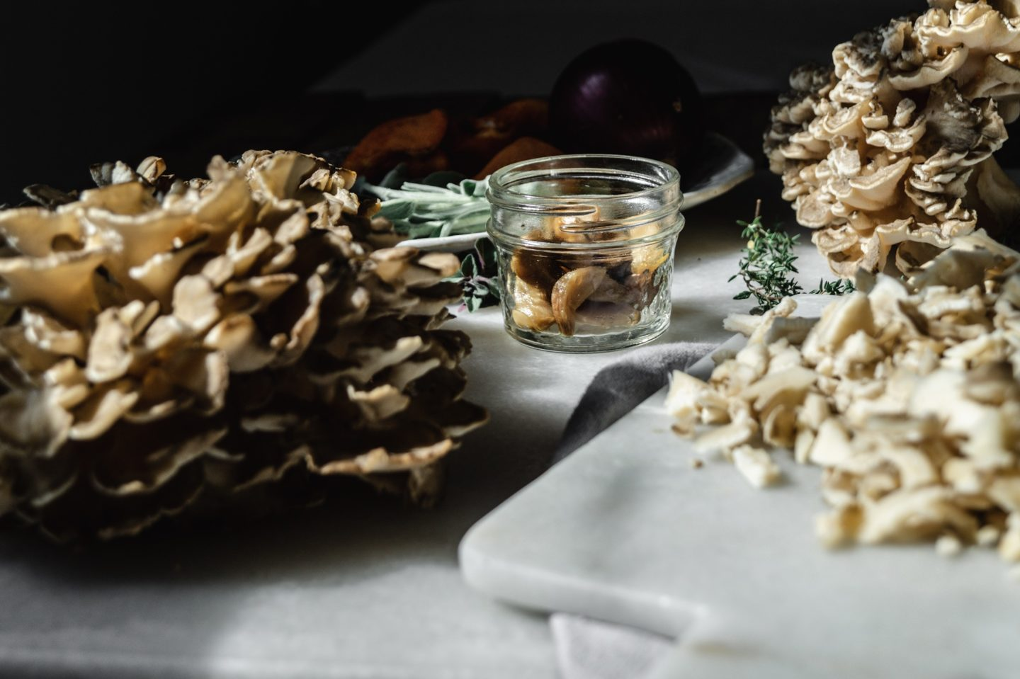 tips and tricks for perfectly roasted garlic. A winter pantry staple.